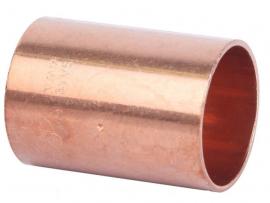 Sanha 5270 Муфта ВП-ВП, медь 22, для медных труб под пайку