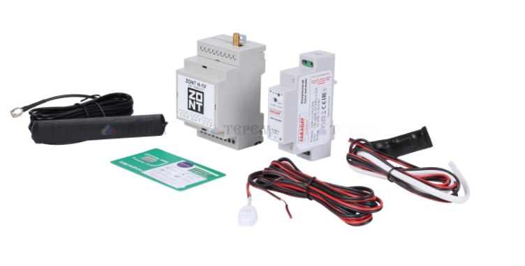 Protherm GSM-Climate ZONT H-1V Термостат для дистанционного управления котлом