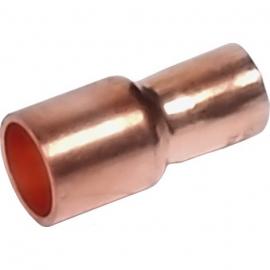 Sanha 5243 переходник редукционный, ВП-НП, медь 28ax18, для медных труб под пайку