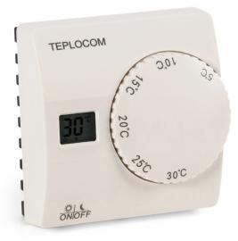 Teplocom TS-2AA/8A Термостат комнатный механический