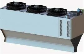ADRIAN-AIR AXC 36 Тепловая завеса газовая горизонтальная