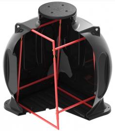 Полимер Групп Колодец связи кабельный пластиковый КС-5 с металлокаркасом