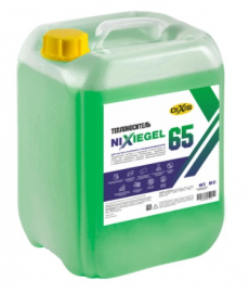 NIXIEGEL(DIXIS)-65 Теплоноситель на основе моноэтиленгликоля, 20 кг
